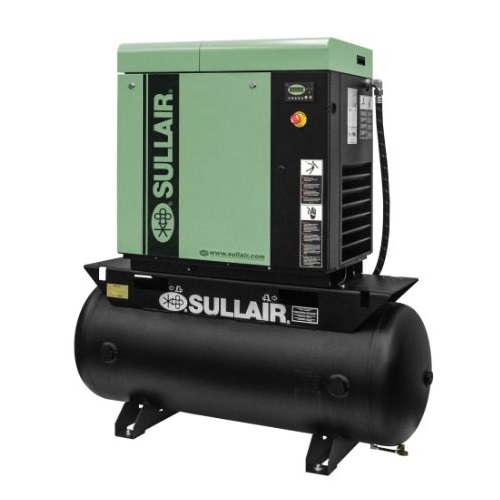 ShopTek Model ST410R/230/1/60 - (Sold to WA, OR, ID & MT Customers ONLY) - Industrial Air Compressors