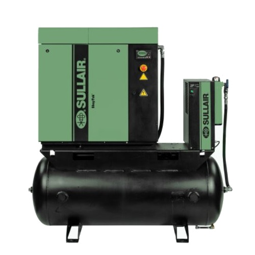 ShopTek Model ST410RD/230/1/60 - (Sold to WA, OR, ID & MT Customers ONLY) - Industrial Air Compressors