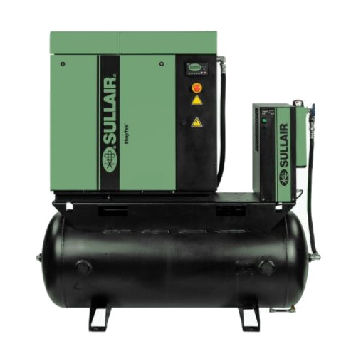 ShopTek Model ST510RD/208-230/460/60 - (Sold to WA, OR, ID & MT Customers ONLY) - Industrial Air Compressors