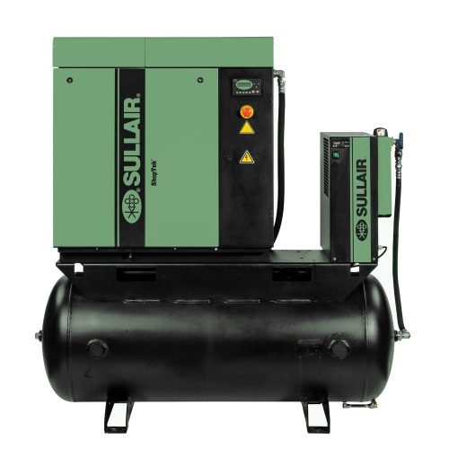 ShopTek Model ST510RD/230/1/60 - (Sold to WA, OR, ID & MT Customers ONLY) - Industrial Air Compressors