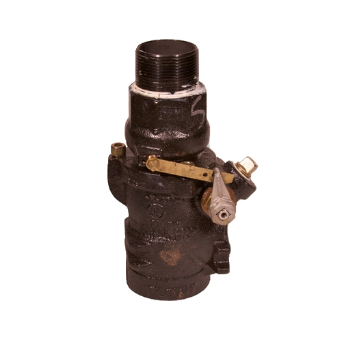 OPW 10BHMP-5830 Emergency Valve Combo  Low Profile with Poppet and Male Threaded  1-1/2