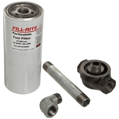 Fill-Rite 1200KTF7018 18 GPM Particulate Kit - Fast Shipping - Filters