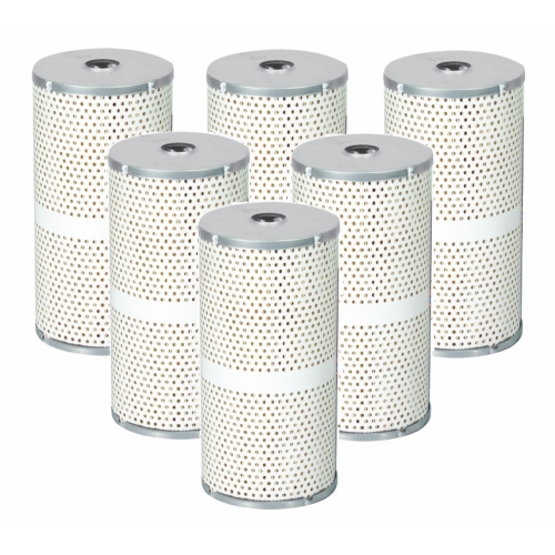 Cim-Tek 30002-6 10 m Resin-Impregnated Cellulose Element for Centurion Filter Housing 6-pack - Fast Shipping - Filters