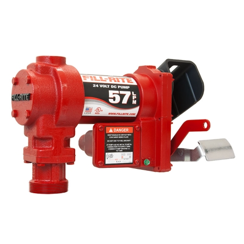 Fill-Rite FR2404G 24v DC Pump  15 GPM  pump only - Fast Shipping - Consumer Petroleum Pumps