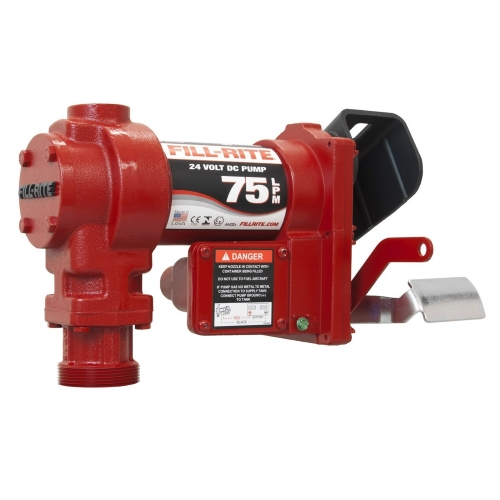 Fill-Rite FR4405GE 24v DC Pump  76 LPM  pump only - Fast Shipping - Consumer Petroleum Pumps