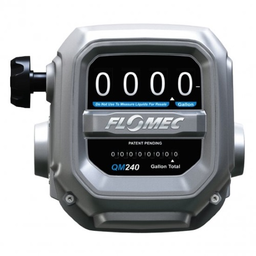 Great Plains Industries GPI 139121-40 Gallon Meter Aviation - Fast Shipping - Meters