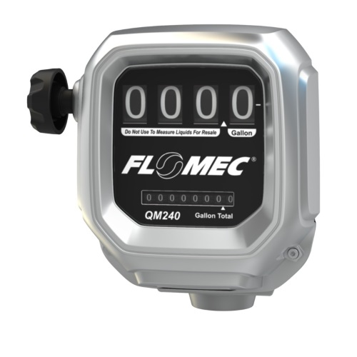 Great Plains Industries 139121-06 GPI QM Mag Drive Meter 2-40 GPM - Fast Shipping - Meters