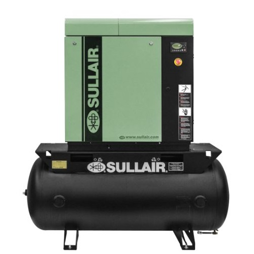 Sullair ShopTek Model ST709R/208-230/460/60 - (Sold to WA, OR, ID & MT Customers ONLY)